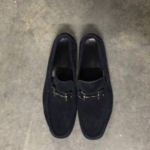 Men's Salvatore Ferragamo bit loafers